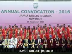 MHRD's NIRF Ranks Jamia Millia Islamia 12th Among Universities