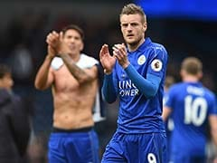 Premier League: Jamie Vardy Makes Leicester City Safe, Sunderland Relegated