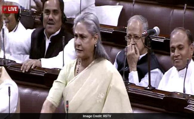 जया बच्चन का मोदी सरकार पर करारा वार - 'आप गायों की रक्षा कर सकते हैं, महिलाओं की नहीं?'