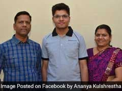 JEE Main Exam Result 2017: Udaipur Boy Kalpit Veerwal Scores 100 Per Cent