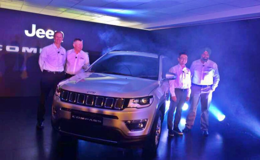 Jeep Compass Unveiled In India; Specs, Pictures And Expected Price