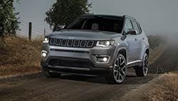 Jeep Compass SUV India Unveil: Highlights