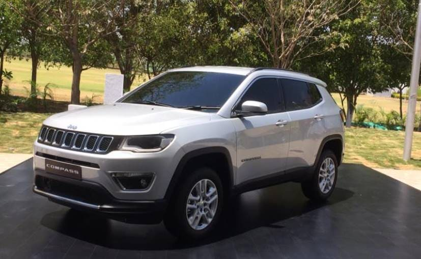 jeep compass india price expectations ndtv carandbike. Black Bedroom Furniture Sets. Home Design Ideas