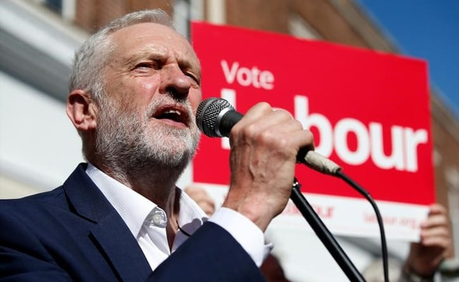 UK Opposition Leader Jeremy Corbyn Urges British Prime Minister Theresa May To Quit Over Police Cuts