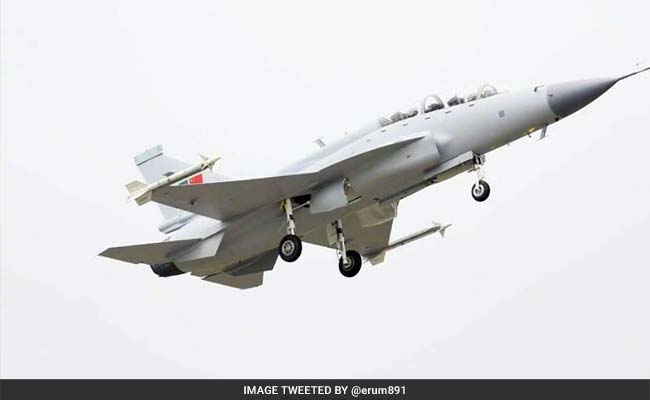 Fighter Jet Variant Jointly Built By China, Pak Makes Debut Flight