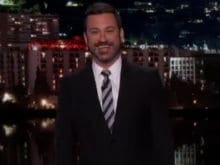 Jimmy Kimmel Bumps Old Enemy Matt Damon From Plane In Hilarious Spoof