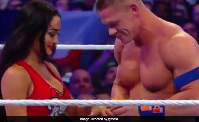 john cena nikki bela marriage proposal
