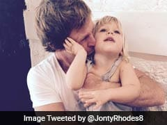 '#MakeInIndia': Jonty Rhodes To PM's Birthday Wish For Daughter India