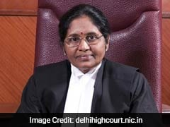 First Lady Chief Justice G Rohini Of Delhi Retires