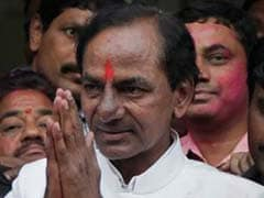 Apologise To Woman Collector, Telangana Chief Minister Reprimands Lawmaker