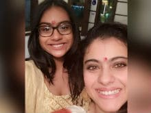 Kajol's Daughter Nysa Is 14 Today. Actress Posts Pic Of Birthday Girl As A Kid