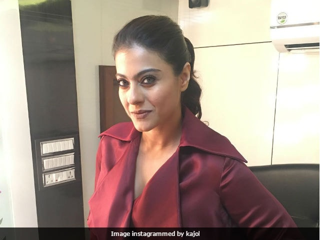 Kajol Shares Throwback Picture From Kuch Kuch Hota Hai Days