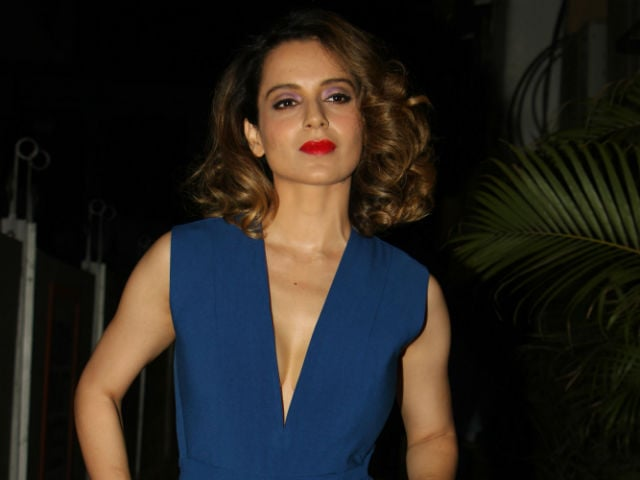 Kangana Ranaut Says 'Rangoon's Failure Was Targeted At Her'