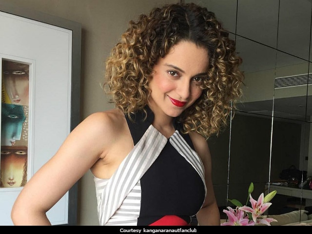 Kangana Ranaut, A Bollywood 'Outsider'? Excuse Us? She Doesn't Think So
