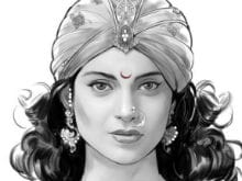 Viral: Is This Kangana Ranaut's First Look From <I>Rani Laxmibai</i>?