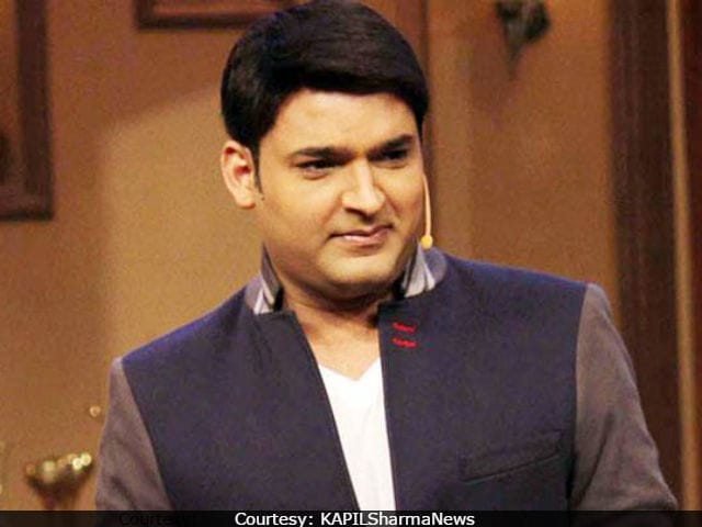 Kapil Sharma's Show Gets A Month's Extension From The Channel