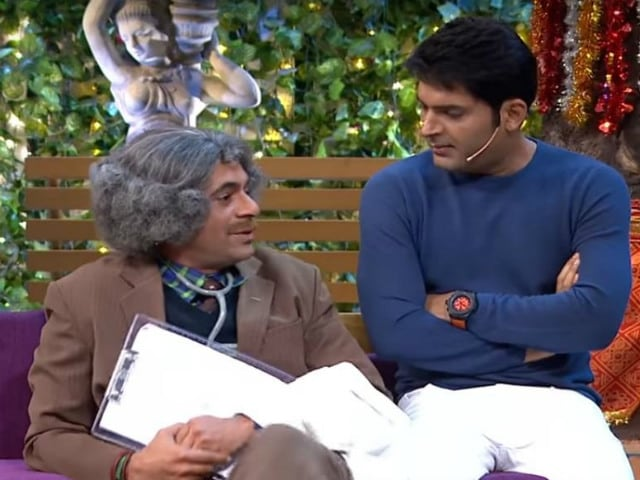 Kapil Sharma's 'Had Enough,' Not Asking Sunil Grover To Return Anymore