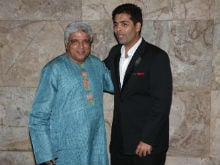 Karan Johar's Twins Get A 'Special' Gift From Javed Akhtar. Here Are Pics