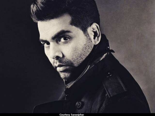 Karan Johar Reveals Handling Star Tantrums Is Good Prep For Burping Babies