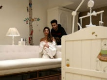 Karan Johar Takes Us Inside The Nursery Designed For His Twins Roohi And Yash