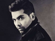 Karan Johar Reveals Handling Star Tantrums Is Good Prep For Burping Babies