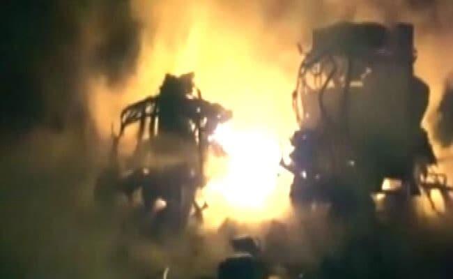 बगदाद: थाने को निशाना बनाकर किए गए विस्फोट में 11 लोगों की मौत