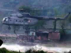 Torrential Rains Trigger Landslides In Kashmir's Doda, Kishtwar