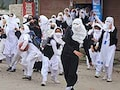 Kashmir's New Face Of Protests: Teen Schoolgirls On The Streets