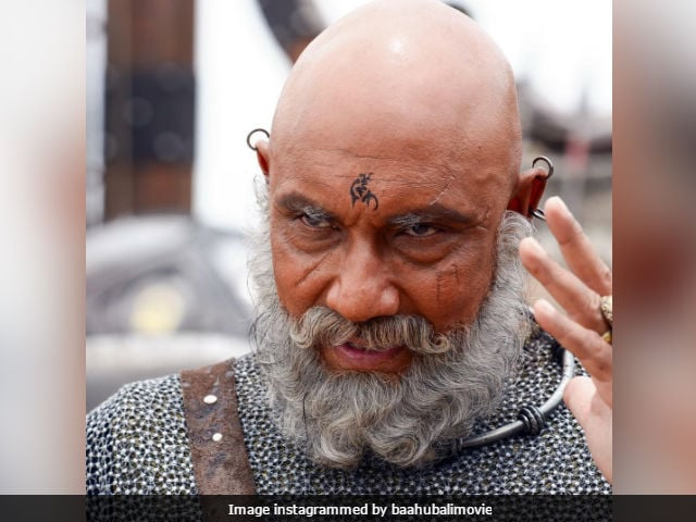 Baahubali: Sathyaraj Apologises For Cauvery Comments, Gets Slow Clap On Twitter