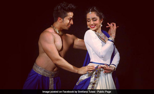 Kathak With A Bollywood Twist Steals The Show On Russia's Got Talent