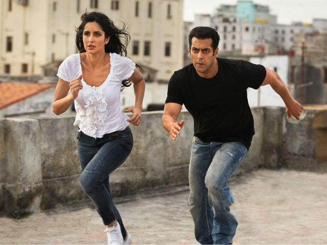 Katrina Kaif Salman Khan