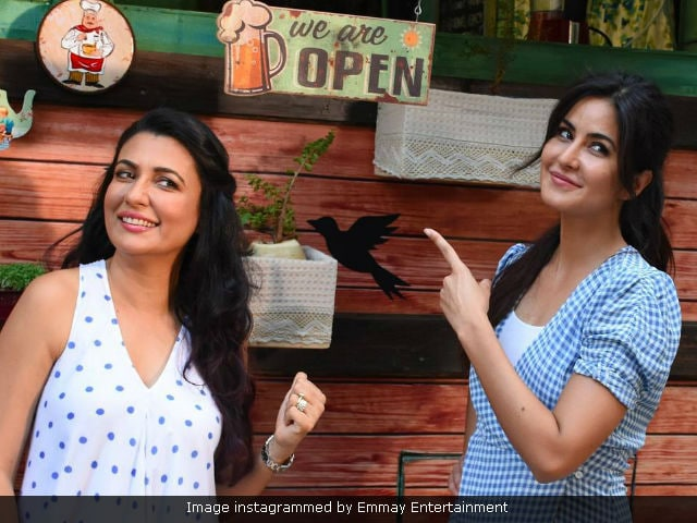 Katrina Kaif Makes Pancakes, Mini Mathur Calls It a 'Miracle'