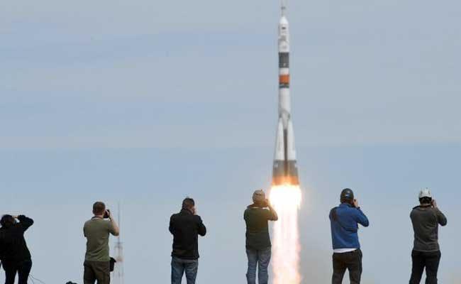 kazakhastan cosmodrome launch afp 650