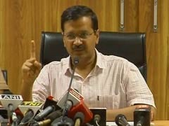 Delhi Chief Minister Arvind Kejriwal's Press Conference: Highlights