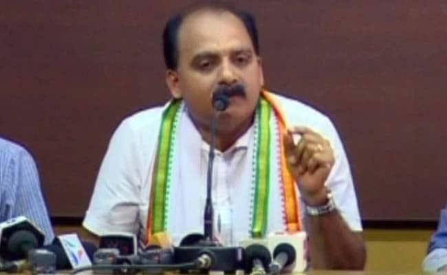 बीफ और बूचड़खाने का वादा करने वाले केरल के बीजेपी नेता ने कहा 'पहले मुझे वोट दीजिए'