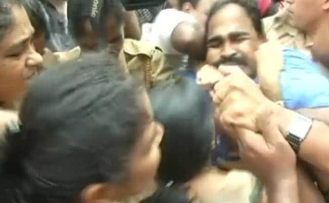 kerala parents protest