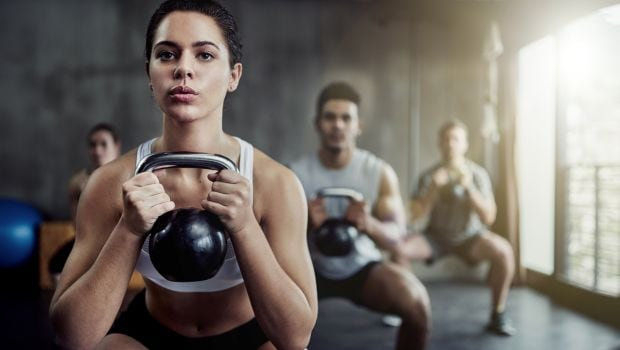 Kettlebell Workout: 6 Exercises to Help Build Strength and Stamina