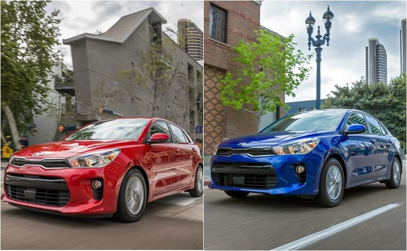 Kia Rio Attract >> New Generation Kia Rio Hatch And Sedan 9 Things You Need To Know