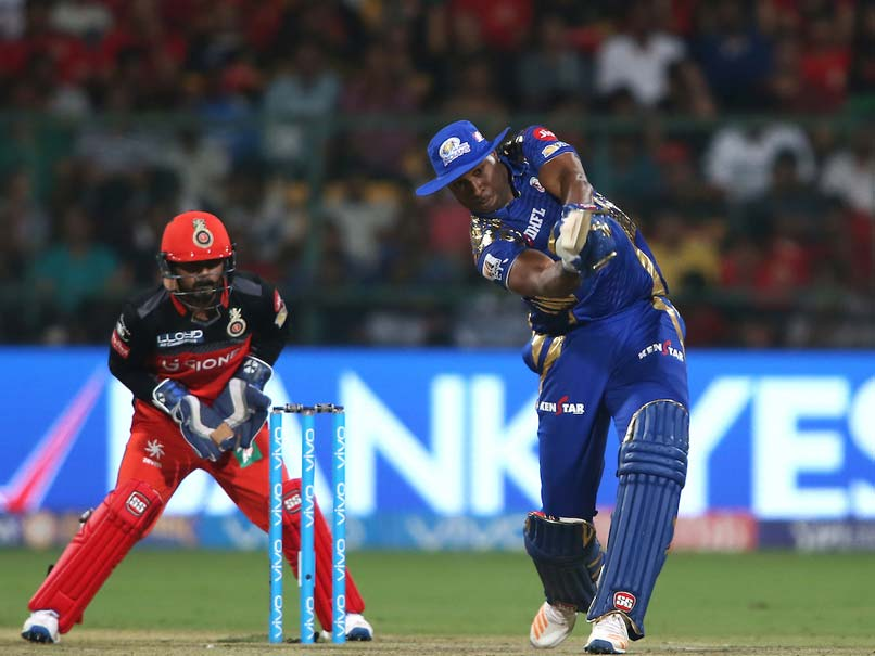 IPL 2017: Kieron Pollard's Knock One Of The Best I Had Seen, Says Mitchell McClenaghan