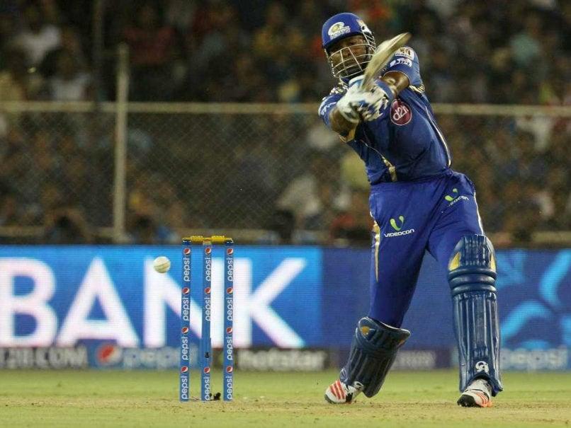 IPL 2017: Kieron Pollard Takes To Twitter, Trolls Sanjay Manjrekar For His Comments