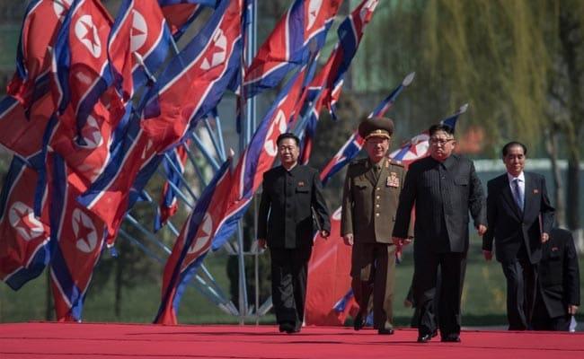 Praise For Kim Jong-Un At Showpiece North Korea Project