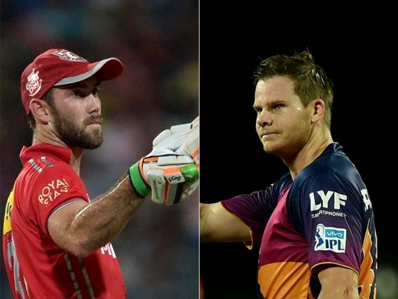 Highlights, KXIP vs RPS: Maxwell Powers Punjab to Easy Win Over Pune