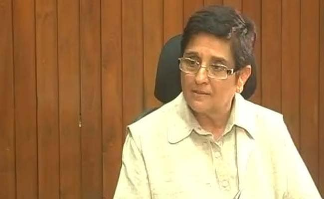 Serving Puducherry Has Been A Challenge: Kiran Bedi