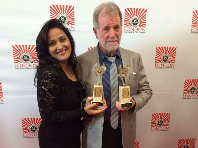 Kiran Dubey Wins The Best Actress Award For Her Hollywood Film 'Where Is She Now?'