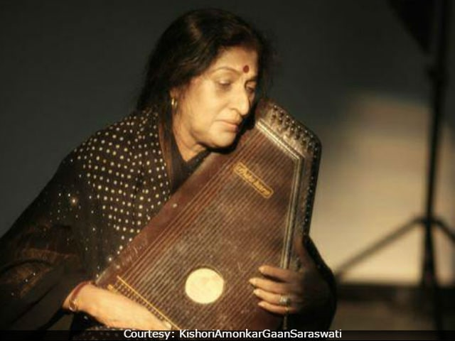 Kishori Amonkar Is An Irreparable Loss, Tweet PM Modi, Lata Mangeshkar And Others