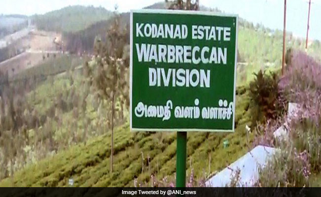 Security Guard At Jayalalithaa's Nilgiris Estate Found Murdered