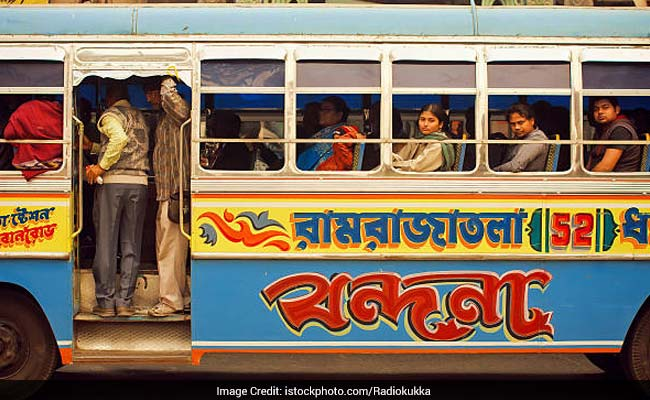 Kolkata's First Bio-Gas Fuel Bus To Charge Rupee 1 As Fare For All