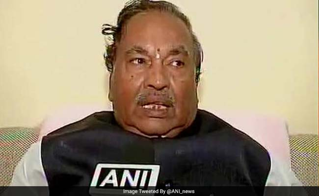Internal Bickering Will Result In Karnataka Coalition's Fall: BJP Leader