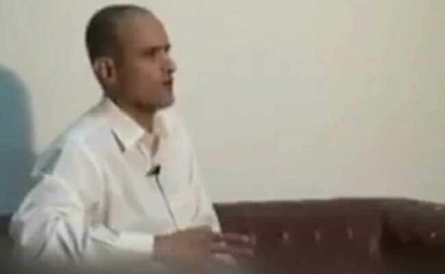 Kulbhushan Jadhav's Mother Appeals Against Pak Death Sentence