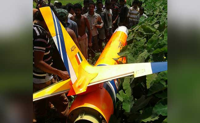 lakshya uav indian air force tail
